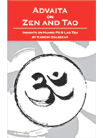 Advaita on zen and tao