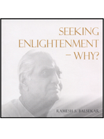 seeking enlightenment why ?